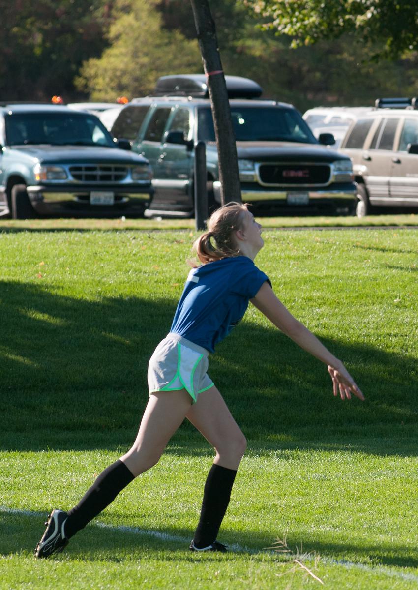 Scarlett Soccer 2014